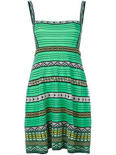 платье с орнаментом M Missoni