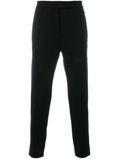 спортивные брюки с лампасами Prada