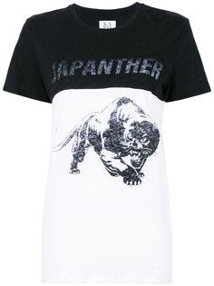 футболка с принтом Japanther Zoe Karssen