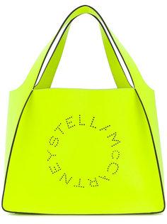 перфорированная сумка-тоут Alter Stella McCartney