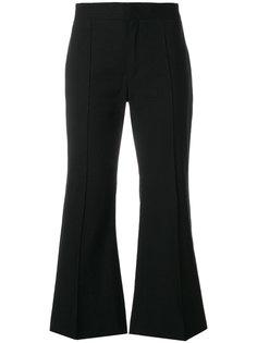 укороченные расклешенные брюки Isabel Marant