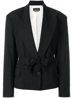 пиджак с поясом на талии Isabel Marant