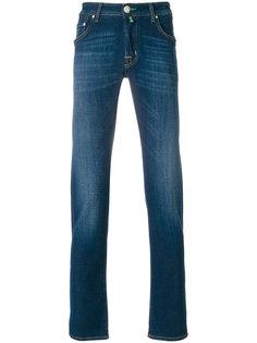 джинсы с эффектом варенки Jacob Cohen