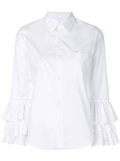 ruffle sleeve shirt Comme Des Garçons Comme Des Garçons