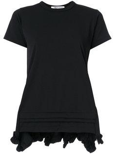 structured panel t-shirt Comme Des Garçons Comme Des Garçons