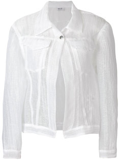 полупрозрачная куртка Aviù