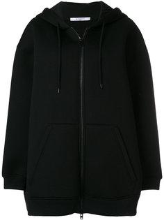 пальто с капюшоном в стиле оверсайз Givenchy
