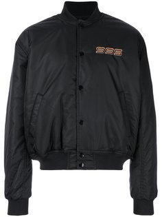 куртка-бомбер Cadillac Sss Word Corp