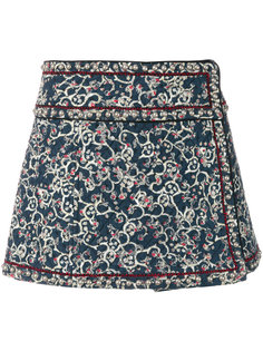 юбка с заклепками Hanon Isabel Marant Étoile