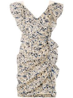 платье с цветочным принтом Isabel Marant Étoile