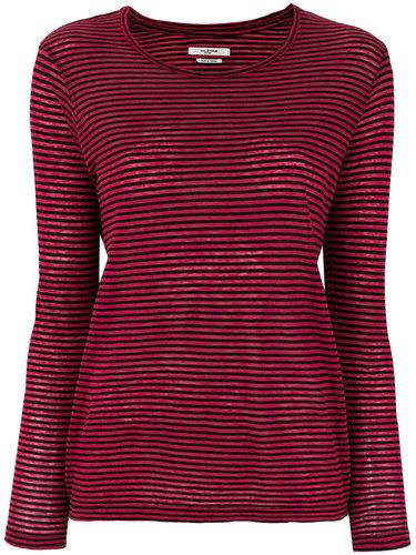 полосатая футболка с длинными рукавами Isabel Marant Étoile