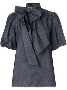 блузка с бантом Nº21