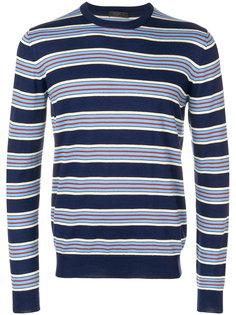 полосатый свитер  Prada