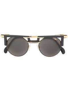 солнцезащитные очки с двойной планкой Cazal