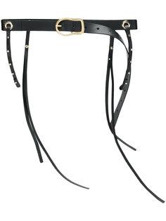 skinny tassel belt Dorothee Schumacher