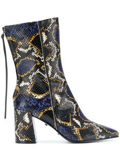 snake effect boots Dorothee Schumacher