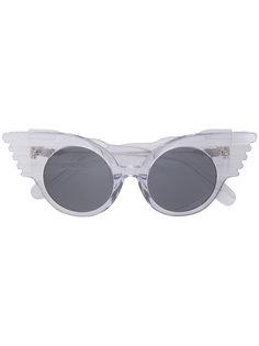 солнцезащитные очки Jeremy Scott Linda Farrow Gallery