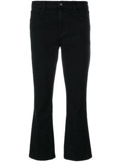 расклешенные к низу джинсы J Brand
