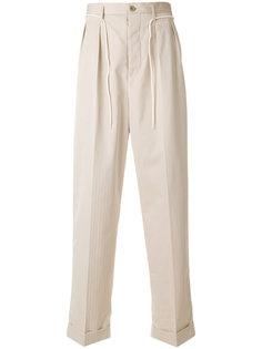 брюки-чинос с завышенной талией Maison Margiela