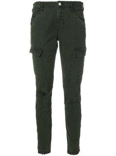 """джинсы-""""скинни"""" в стиле """"карго"""" J Brand"""