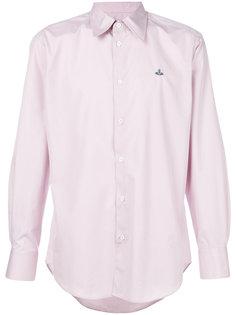 рубашка с вышивкой логотипа Vivienne Westwood
