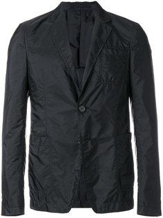 однобортный пиджак  Prada