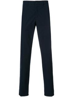 брюки-чинос прямого кроя Prada