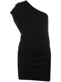 облегающее платье на одно плечо Iro
