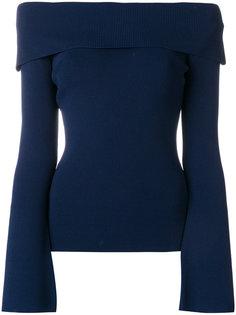свитер с открытыми плечами P.A.R.O.S.H.