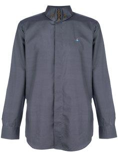 рубашка с воротником-стойкой Vivienne Westwood