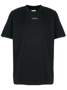 футболка My Way Oamc