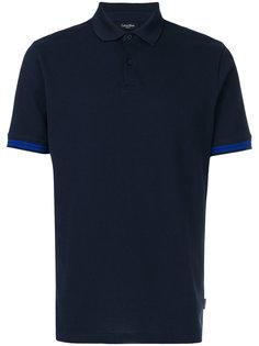 классическая рубашка-поло Calvin Klein