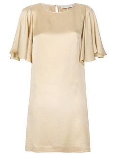 платье с рюшами LAutre Chose