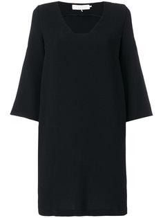 платье с V-образным вырезом LAutre Chose