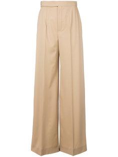 расклешенные классические брюки Chloé