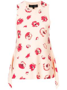 блузка Poppy Proenza Schouler