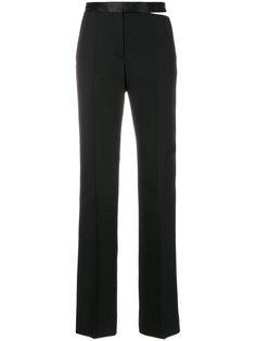 брюки с разрезом на поясе  Maison Margiela