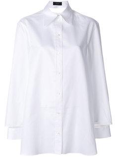 Mora crinkle shirt Joseph