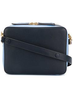 сумка на плечо с двумя верхними молниями Anya Hindmarch