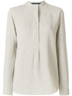 рубашка с воротником-стойкой Babylon Sofie Dhoore