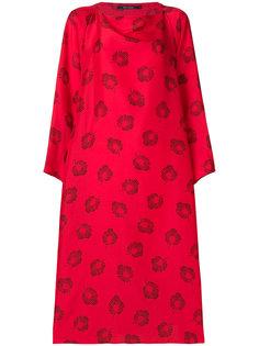 платье с принтом Derby Sofie Dhoore