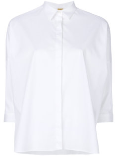 рубашка с укороченными рукавами Fay