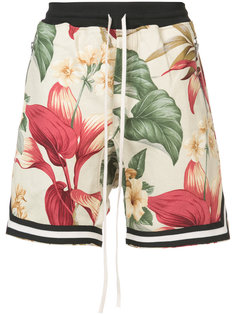 tropical floral print shorts Fear Of God