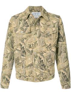 jacquard jacket Loewe
