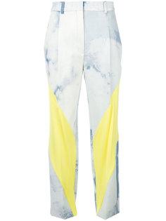 классические брюки с контрастным дизайном Esteban Cortazar