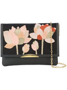 flower patch shoulder bag Lizzie Fortunato Jewels