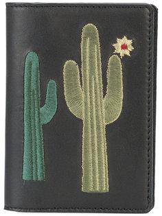 кошелек с вышивкой кактусов Lizzie Fortunato Jewels