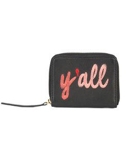 Yall zip purse Lizzie Fortunato Jewels