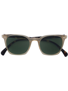 cat eye sunglasses Oliver Peoples