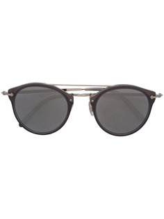 round frame sunglasses Oliver Peoples